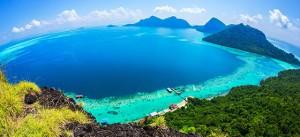 view-of-tun-sakaran-marine-park-semporna-island